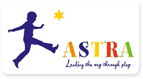 Astra - Leading the way through play
